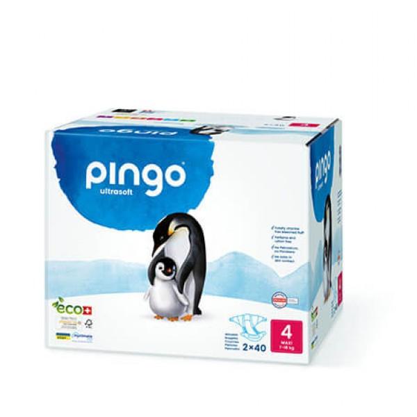 Pingo Maxi (7-18 kg) Karton (2 x 40 STK)