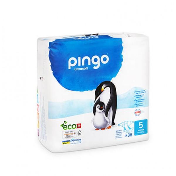 Pingo Junior (12-25 kg) Beutel (36 STK)