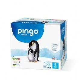 Pingo Junior (12-25 kg) Karton (2 x 36 STK)