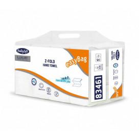 Papierhandtücher Membrane light, 3-lagig Karton (12x Bund à 140 Blatt) Z-Falz