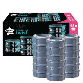 Sangénic TWIST Ersatzkassetten mit Zitrusduft  (18 STK) - bestprice