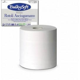 Papierhandtuch-Rolle 2-lagig 150 lfm (1 STK) 20cm Breite 18cm Durchmesser