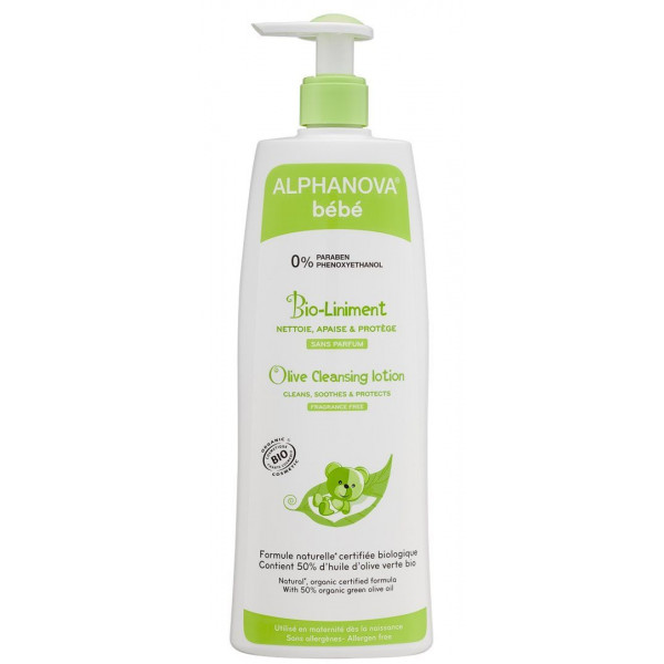 Alphanova Bio-Liniment Oléo-calcaire  (500 ml)