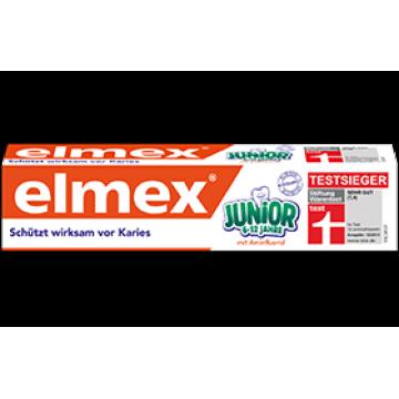 Elmex JUNIOR Zahnpasta - ab 6-12 Jahre (75 ml)