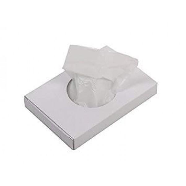 Hygieenbeutel PE Karton (48 Boxen à 25 STK)