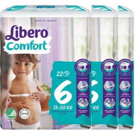 Libero Junior (13-20 kg) 3er Beutel (3 x 22 STK)