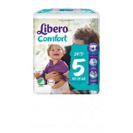 Libero Maxi+ (10-14 kg) Beutel (24 STK)