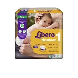 Libero Newborn (2-5 kg) Beutel (24 STK)