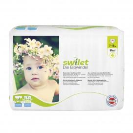 Swilet - Die Biowindel Gr.4 Maxi (7-18kg) Beutel (28 STK)