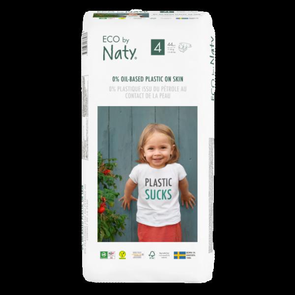 Naty Biowindeln Maxi (7-16kg) Beutel (44 STK)