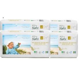 Naty Biowindeln Maxi (7-16kg) Karton (4 X 44 STK)