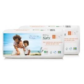 Naty Biowindeln Junior (12-25kg) Karton (4 X 40 STK)