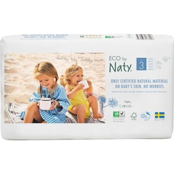 Naty Biowindeln Midi (4-9kg) Karton (4 X 50 STK)