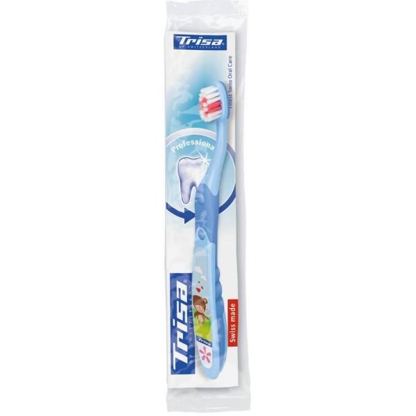 Trisa Baby Zahnbürsten 0-3 Jahren assortiert (20 STK)