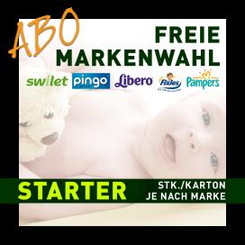 Windelabo STARTER-KLEIN | FREIE MARKENWAHL