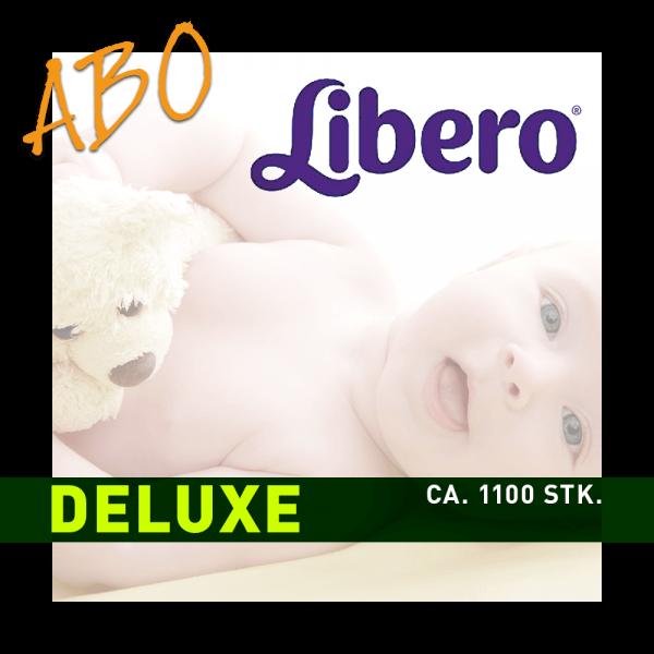 Windelabo LIBERO DELUXE-GROSS | ca. 1100 Stk.