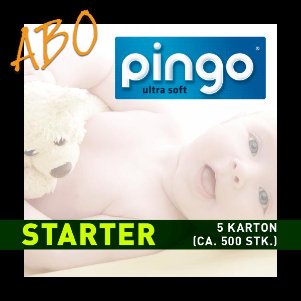 Windelabo PINGO STARTER-KLEIN | ca. 500 Stk.