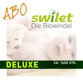 Windelabo SWILET DELUXE-GROSS | ca. 1600 Stk.