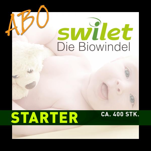 Windelabo SWILET STARTER-KLEIN | ca. 400 Stk.