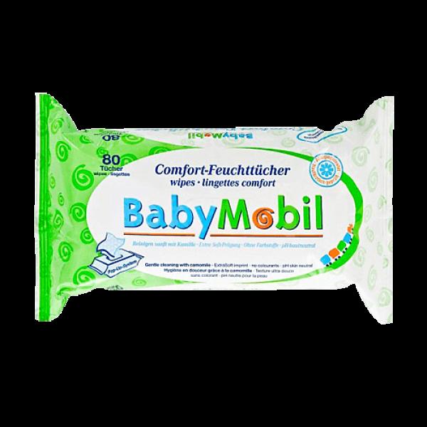 Babymobil Feuchttücher Beutel (80 STK)