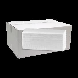 Papierhandtücher CLAIRE 1-lagig Karton (24x Bund à 250 Blatt) V-Falz