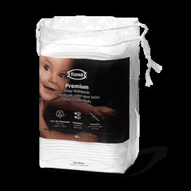 Baby - Wattepads Premium (40 STK)