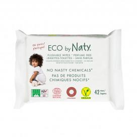 Naty Lingettes bébé toilette  carton (12 X 42 pces)