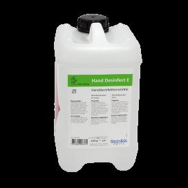 Desinfektionsmittel Hand Desinfect E 5L Bidon (4.28KG)