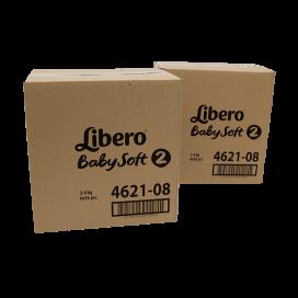 Libero Mini (3-6 kg) 2er Karton (2 x 6 x 36 STK)