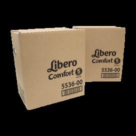 Libero Maxi+ (10-14 kg) 2er Karton (2 x 8 x 24 STK)