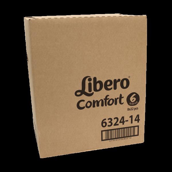 Libero Junior (13-20 kg) Karton (8 x 22 STK)