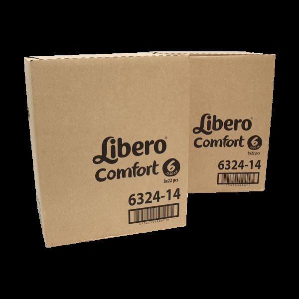 Libero Junior (13-20 kg) 2er Karton (2 x 8 x 22 STK)