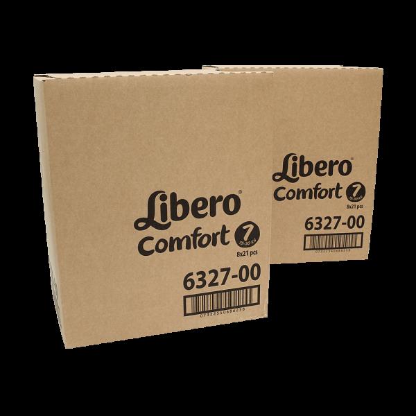 Libero XL (16-26 kg) 2er Karton (2 x 8 x 21 STK)