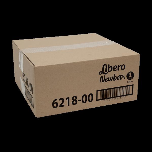 Libero Newborn (2-5 kg) Karton (4 x 24 STK)