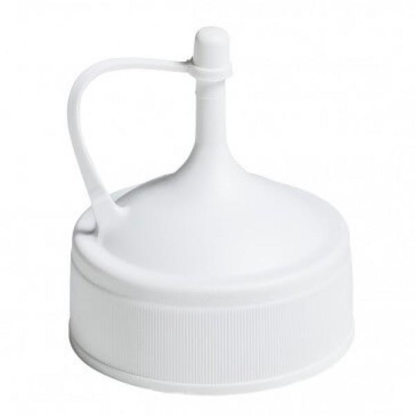 Dosierflaschen-Verschluss gerade zu 500ml Flasche