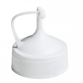 Dosierflaschen-Verschluss rechtwinklig zu 500ml Flasche
