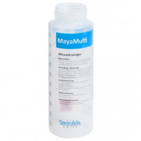 Dosierflasche MayaMulti 500ml (ohne Verschluss)
