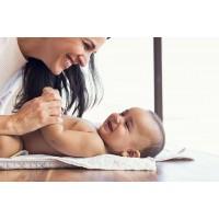 Pflege für den Babypo - Wundsein vorbeugen