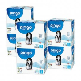 Pingo Junior (12-25 kg) 6er Karton (6 x 2 x 36 STK)