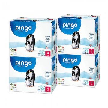 Pingo Maxi (7-18 kg) 4er Karton (4 x 2 x 40 STK)