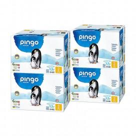 Pingo Mini (3-6 kg) 4er Karton (4 x 2 x 42 STK)