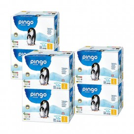 Pingo Mini (3-6 kg) 6er Karton (6 x 2 x 42 STK)