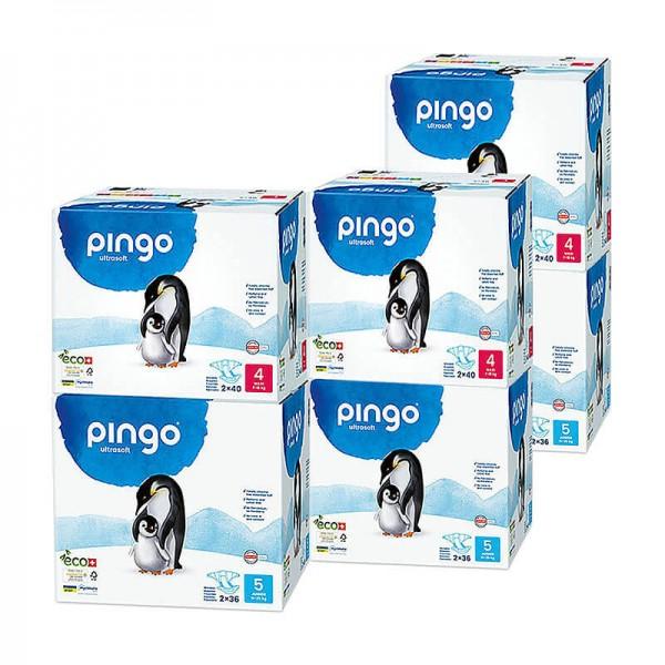 Pingo PRIX SPÉCIAL (3 x MAXI T4 & 3 x JUNIOR T5)