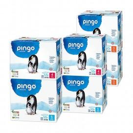 Pingo SPARPAKET (2 x MIDI & 2 x MAXI & 2 x JUNIOR)
