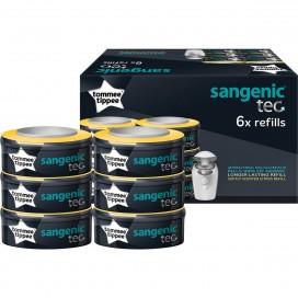 Sangénic Ersatzkassetten mit Zitrusduft (12 STK)