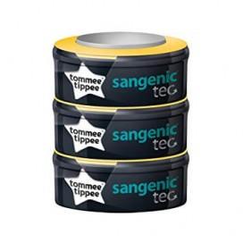 Sangénic Ersatzkassetten mit Zitrusduft  (3 STK) - AKTION