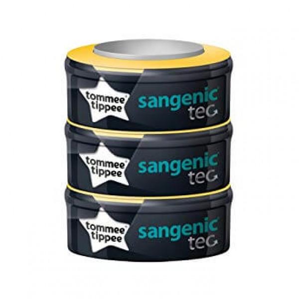 Sangénic TEC Ersatzkassetten mit Zitrusduft  (3 STK) - AKTION