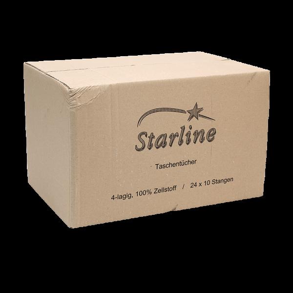 Taschentücher Karton (24 Pack  x 10 Etui x 10 STK) bestprice