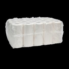 WC - Papier 3-lagig 100% Zellstoff 250 Blatt (72 Rollen)